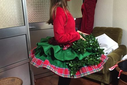 End of the Year Festivities 2015/Dresses