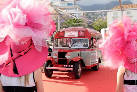 The Classic Motor Exhibition 2016/Funchal Madeira