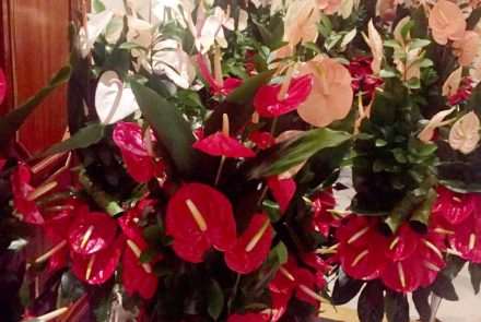 Making of/Flower Ball 2016/Palacio Estoril Hotel