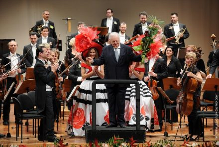 Madeira Flower Festival 2016/Concert at the Municipal Theater of Funchal