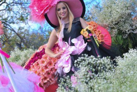 Madeira Flower Festival 2016/Float Making of