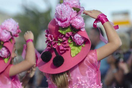 Madeira Flower Festival 2016/Hats