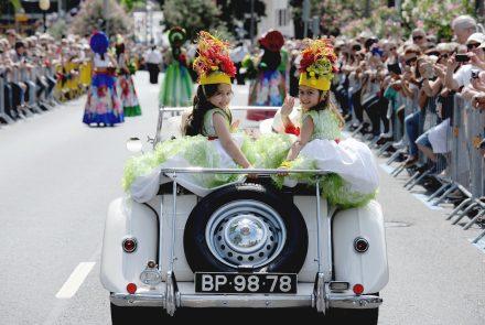 Madeira Auto Parade 2017