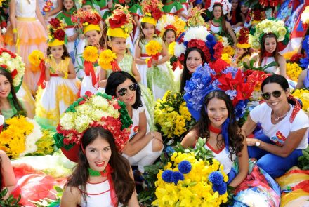 Madeira Flower Festival 2017/Before the Parade