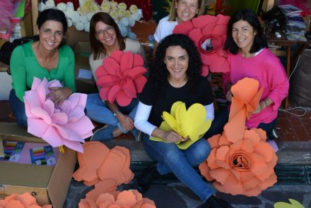 Flower Market in The City of Funchal 2017/Making of