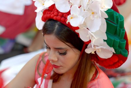 Madeira Flower Festival 2017/Hats