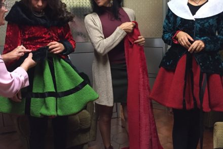 End Of The Year Festivities 2016/Dresses