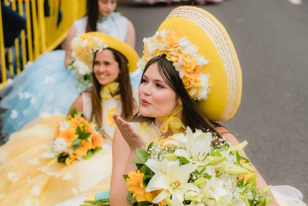 Madeira Flower Festival 2018/Hats