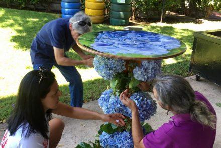 Blue & White Wedding 2017/Making Of