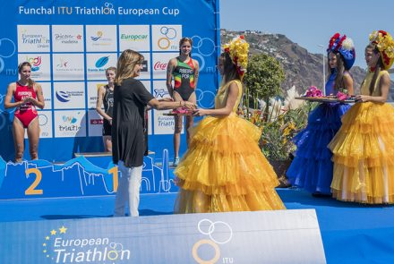 Funchal ETU Sprint Triathlon 2017