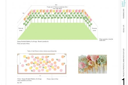 Madeira Flower Festival 2017/Projects for the Madeira Wine and Embroidery Institute