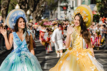 Madeira Flower Festival – Wall of Hope Parade – 2018