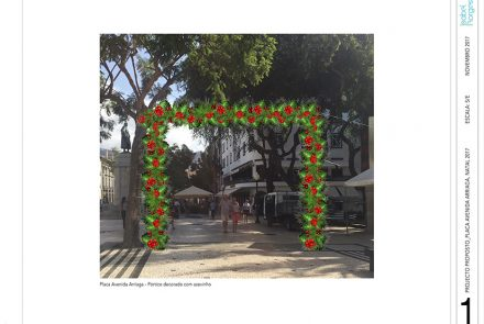 Christmas Market in Funchal 2017/Making of