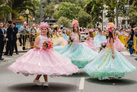 Madeira Auto Parade 2018