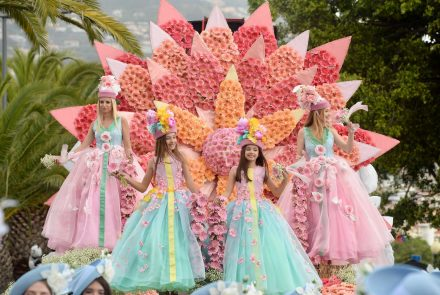 Madeira Flower Festival 2018/Float Flowers