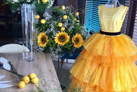 Sunflowers Wedding 2018/Making of