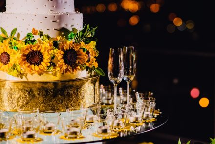Sunflowers Wedding