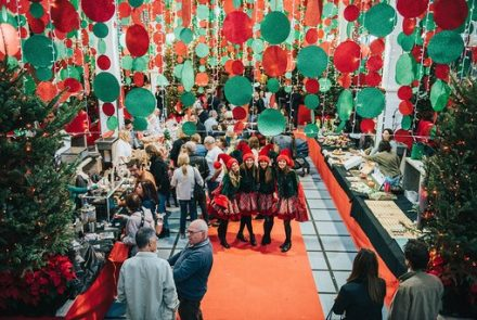 End Of The Year Festivities 2018/Mercado dos Lavradores