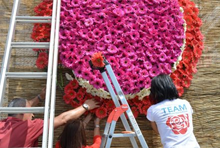 Madeira Flower Festival 2019/Float Flowers