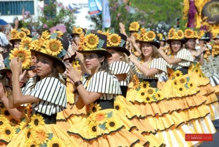 Madeira Flower Festival 2007/Dresses