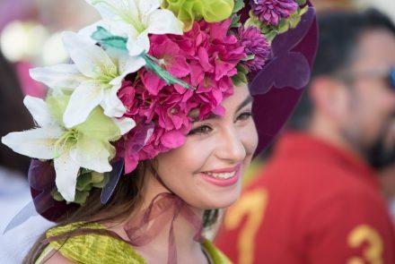 Madeira Flower Festival 2019/Hats