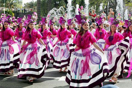 Madeira Flower Festival 2009/FX XXI em Festa