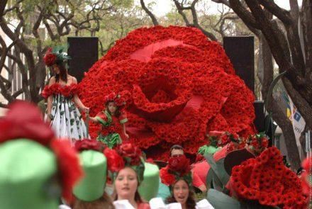 Madeira Flower Festival 2006/Float Flowers