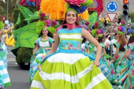 Madeira Flower Festival 2015/Dresses