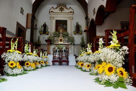 Sunflowers Wedding/Flower Decoration