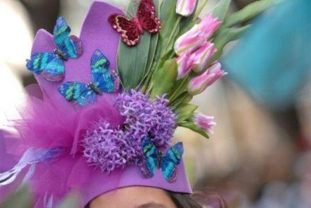 Madeira Flower Festival 2009/Hats