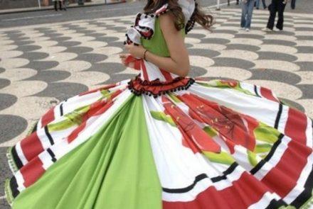Madeira Flower Festival 2010/Dresses