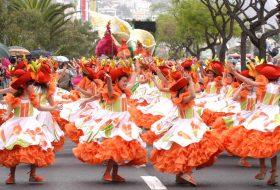 Madeira Flower Festival 2008/Fadas da Ribeira (video)