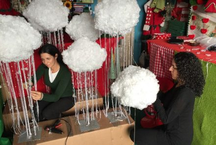Christmas in The Clouds 2016/Making Of