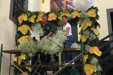 Madeira Wine Festival 2017/Making of