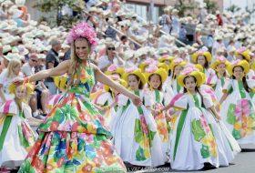 Madeira Flower Festival 2014 / Três Letras (video)