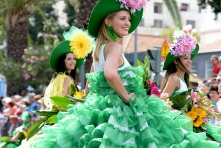 Madeira Flower Festival 2014/Dresses