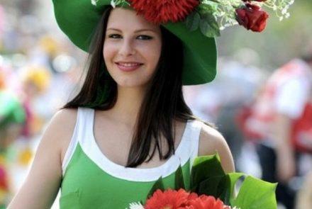 Madeira Flower Festival 2014/Hats