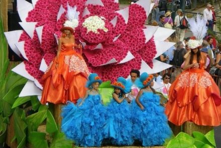 Madeira Flower Festival 2011/Float Flowers