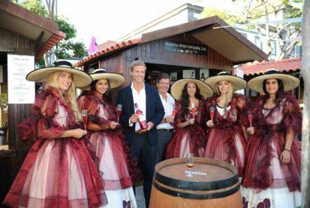 Madeira Wine Festival 2012/Dresses