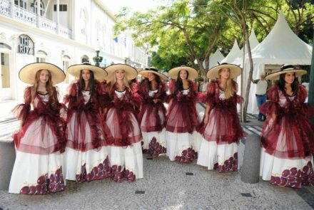 Madeira Wine Festival 2012/Dress Paintings