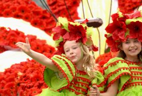 Madeira Flower Festival 2010/Amarílis (video)