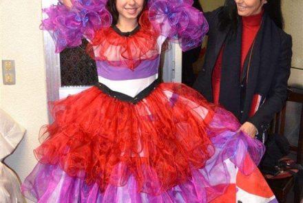 Madeira Flower Festival 2013/Dresses