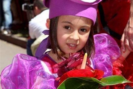 Madeira Flower Festival 2013/Hats