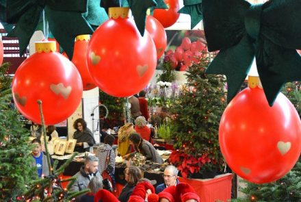 End Of The Year Festivities 2017/Mercado dos Lavradores
