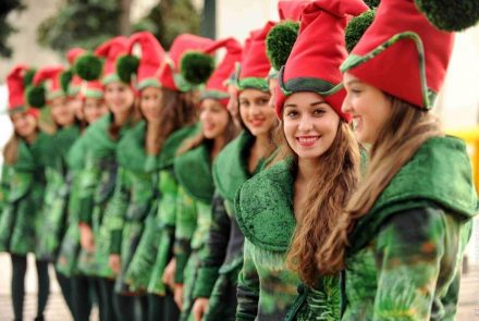 Christmas Caps 2014