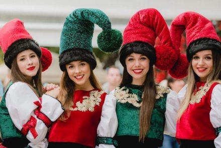 Christmas Caps 2018