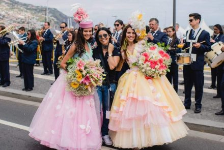 Madeira Flower Festival 2018/Project