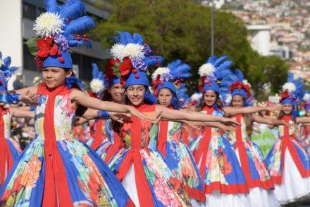 Madeira Flower Festival 2017/Dress Paintings