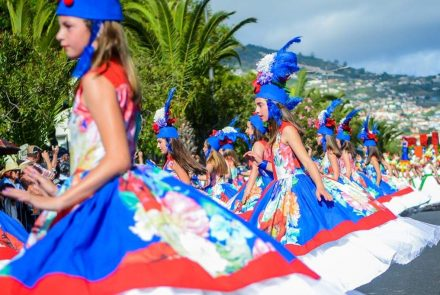 Madeira Flower Festival 2017/Project