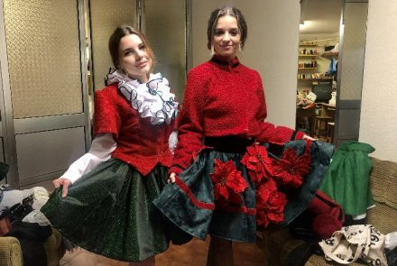 End Of The Year Festivities 2019/Mercado/Dresses
